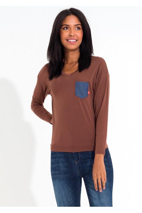 MAGENTA tričko M13039