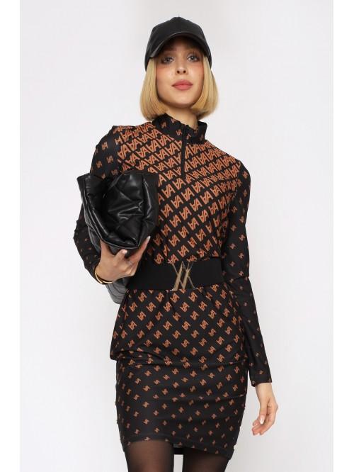 Amnesia TABULE šaty
