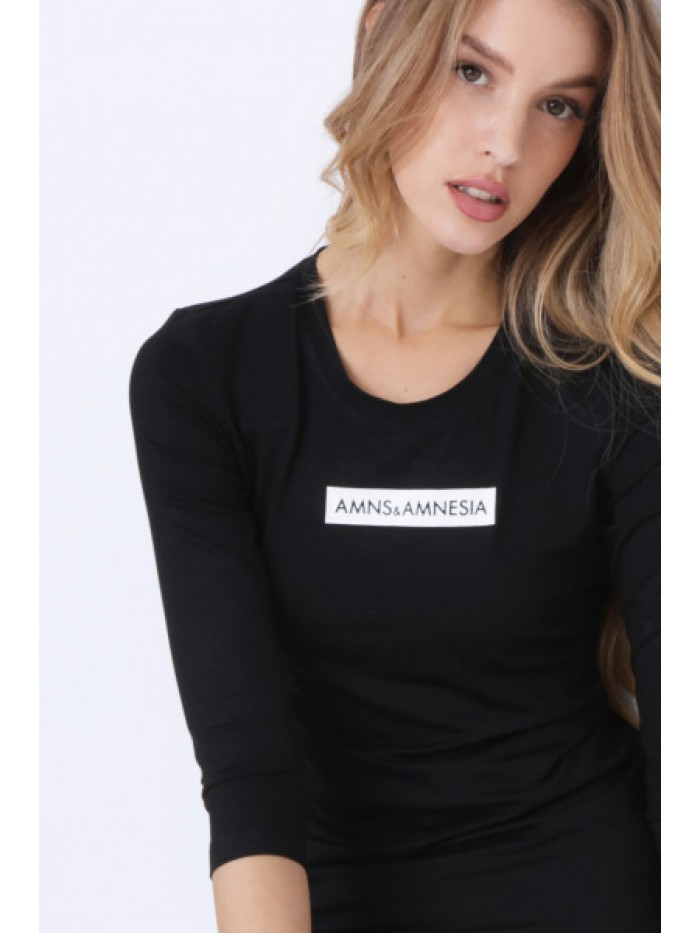 Amnesia MELANA tričko
