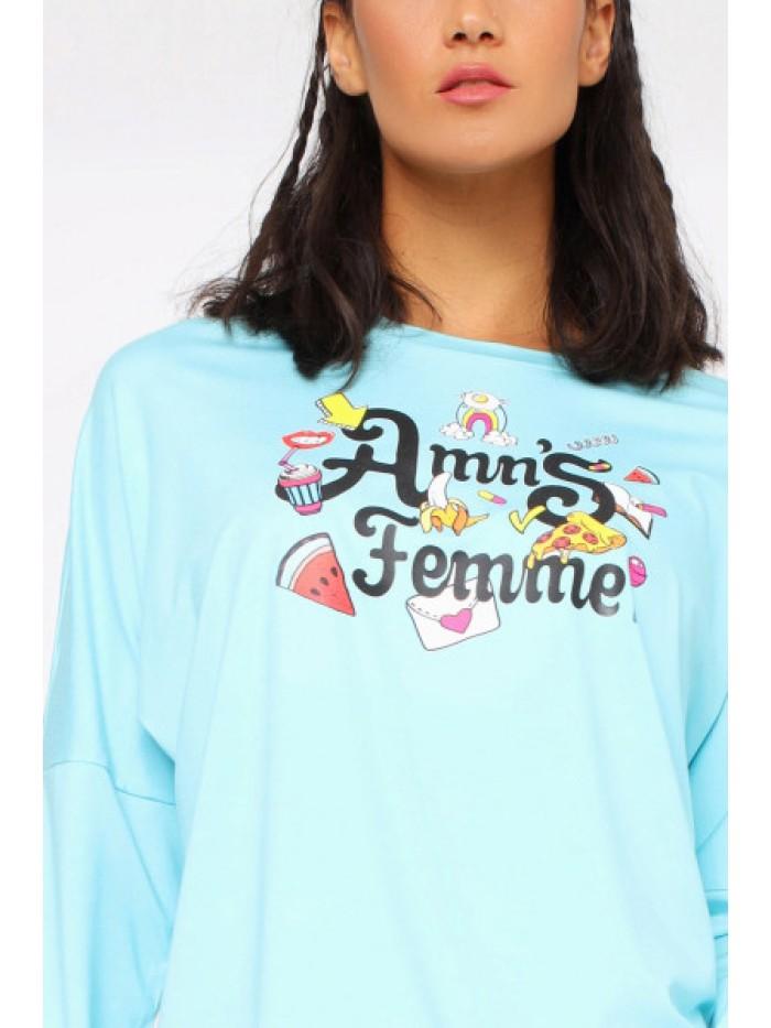 Amnesia JOLAPI tričko