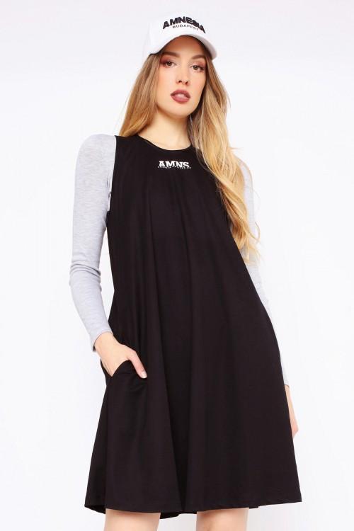 Amnesia TIKIRI tričko+šaty